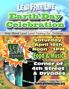 earth day15 flyer